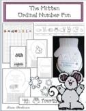 The Mitten Activities Ordinal Number Craft Fun Winter Activities