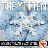 The Mitten by Jan Brett Readers Theater Play & Story Unit