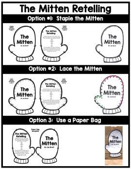 The Mitten Retelling