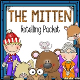 The Mitten- Retelling and Writing Packet