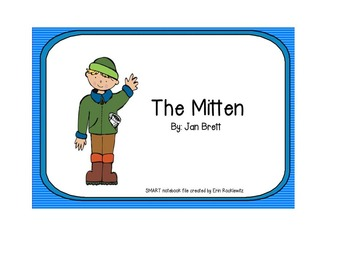 The Mitten SMART Notebook File