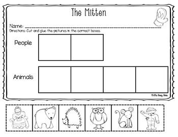 The Mitten Sample