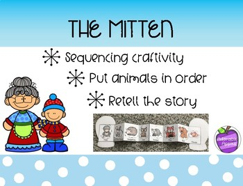 The Mitten Sequence Craft