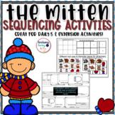 The Mitten Sequencing Activties