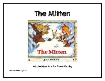 The Mitten Shared Reading