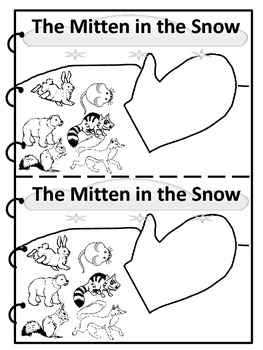 The Mitten Sight Word Reader