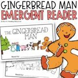 The Gingerbread Man Emergent Reader