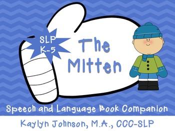 The Mitten: Speech and Language Activities