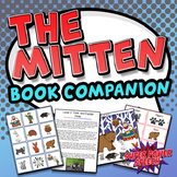 The Mitten (Speech Therapy Book Companion)