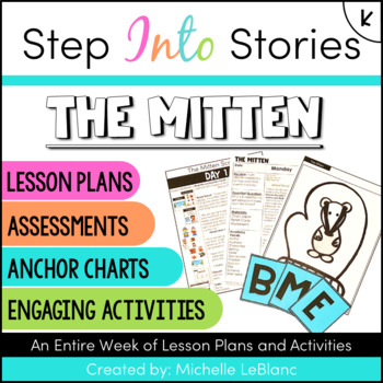 The Mitten Step Into Stories