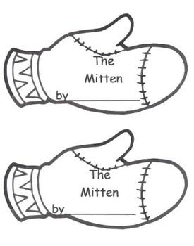 Mitten Story Activities