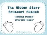 The Mitten Story Retelling Bracelet
