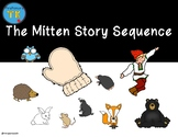 The Mitten Story Sequence