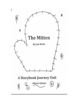 """""""The Mitten"""" Storybook Journey"""