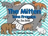 The Mitten Tens Frame Freebie