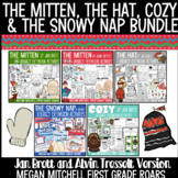 The Mitten The Hat  The Snowy Nap Guided Reading with a Purpose