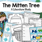 The Mitten Tree Acts of Kindness - Literature Study, 5 Acts of Kindness & Craft