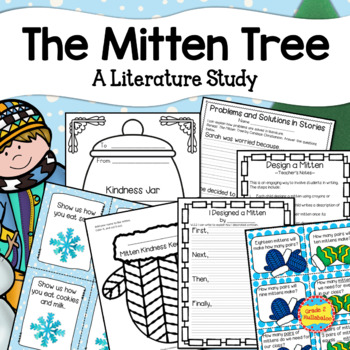The Mitten Tree Acts of Kindness - Literature Study, 5 Act