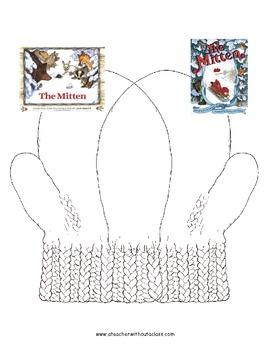 The Mitten: Venn Diagrams of Three Versions
