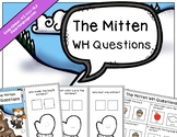 The Mitten WH Questions