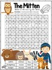 The Mitten Word Search Pack - 3 Levels