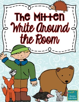 The Mitten Write Around the Room