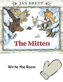 The Mitten - Write the Room
