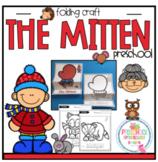 The Mitten a Folding Craft