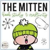 The Mitten Jan Brett   Book Study, Write the Room, Craftivity