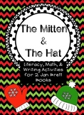 The Mitten and The Hat - A mini unit on literacy, writing,
