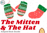 The Mitten and The Hat Adapted Book Unit Bundle