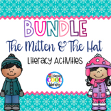 The Mitten and The Hat by Jan Brett - Bundle