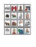 The Mitten bingo/comprehension/sequencing
