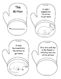 The Mitten booklet- sequencing