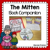 The Mitten Activities Book Companion