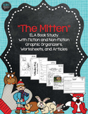 The Mitten by Jan Brett An ELA Unit Study with Fiction and Non-Fiction Work