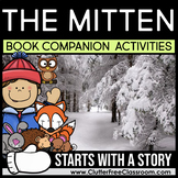 The Mitten by Jan Brett Book Companion Activities