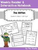 The Mitten by Jan Brett Emergent Weekly Reader and Interac
