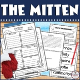 The Mitten by Jan Brett Comprehension Activities