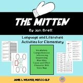 The Mitten by Jan Brett Language Literacy Activity Packet