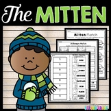The Mitten | The Mitten by Jan Brett | The Mitten Activities
