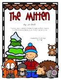 The Mitten by Jan Brett Story Pack