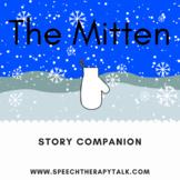 The Mitten by an Brett - Story Companion