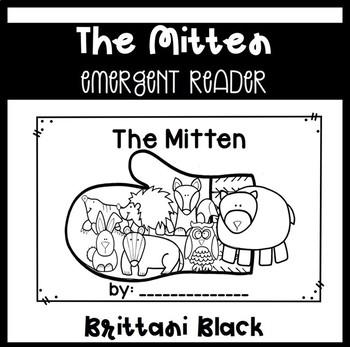 The Mitten~ emergent reader