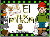 El mitón The Mitten in Spanish