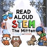 The Mitten Read Aloud Winter STEM Activity with Habitat Integration