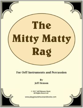 The Mitty Matty Rag