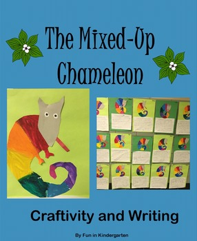 The Mixed-Up Chameleon Craft