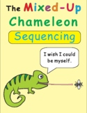 The Mixed-Up Chameleon Eric Carle Sequencing Text Activity