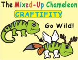 The Mixed-Up Chameleon by Eric Carle Craftivity